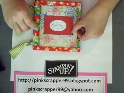 How to make a Paperbag book