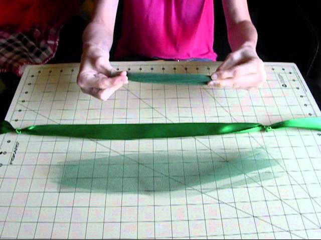 HOW TO: Make a Tutu with a Satin Ribbon Waistband Tutorial by Just Add A Bow