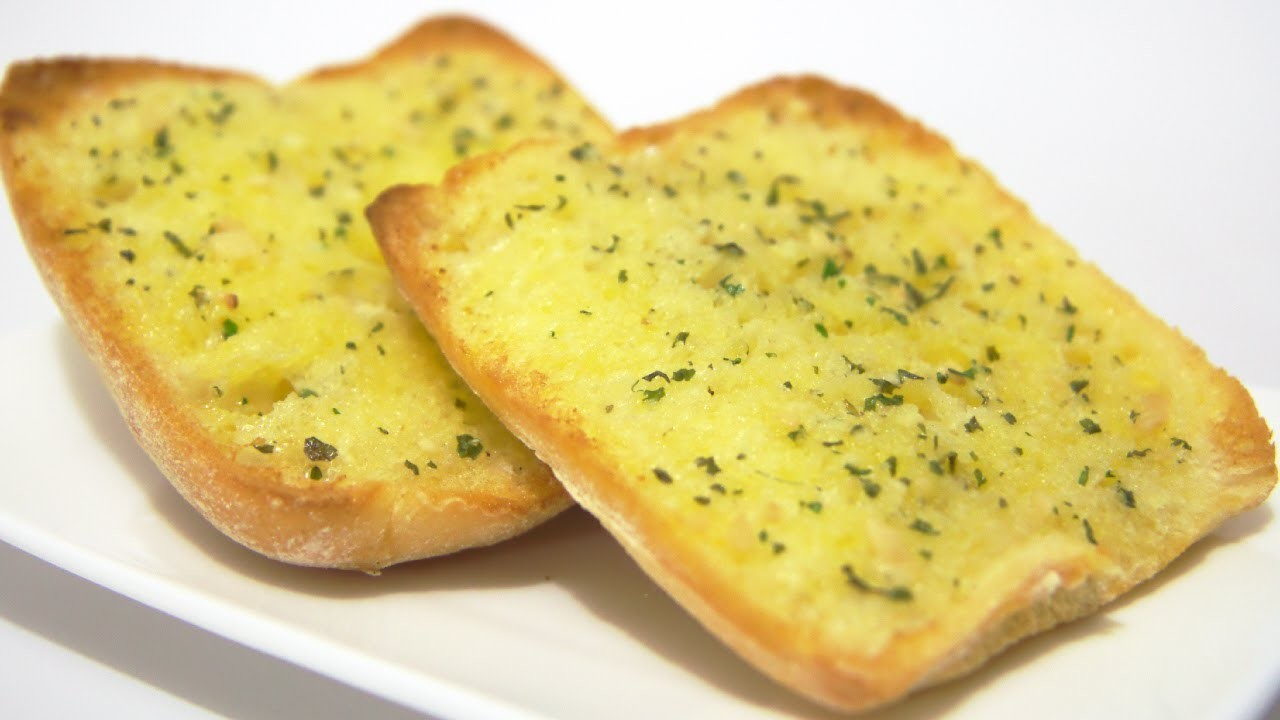 How To Make Garlic Bread - Video Recipe