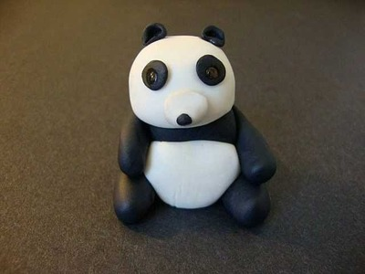 How to make Panda Baby Bear?