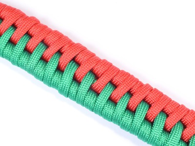 "How to make ""The Equalizer Bar"" Paracord Survival Bracelet - BoredParacord"
