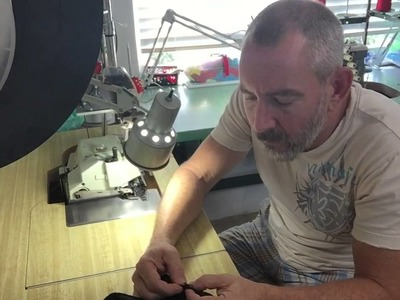 How to sew a hood