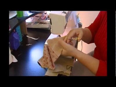 How to: Sew American Girl Doll Top
