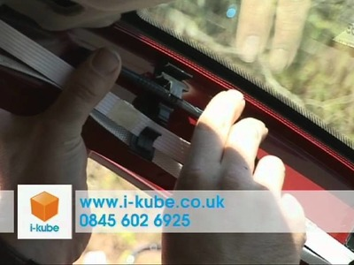 IKube - How the magic black box a.k.a telematics box is fitted