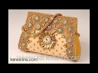 Indian Bridal Purse Fashion, Latest Designer Clutch Purse