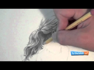 Learn How to Draw Hair
