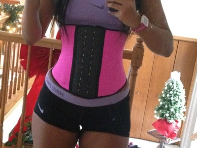 Lose INCHES FAST with Sports Latex Waist Cinchers!!!! (SHAPECITI.COM)