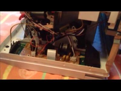 Panasonic Microwave Repair   No power or LED lights