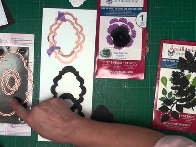 Pierced Edges and Spellbinders (card-making-magic.com)