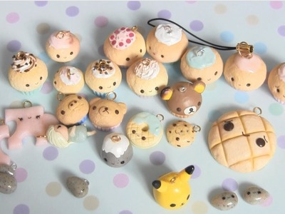 Polymer Clay Charm Update #32