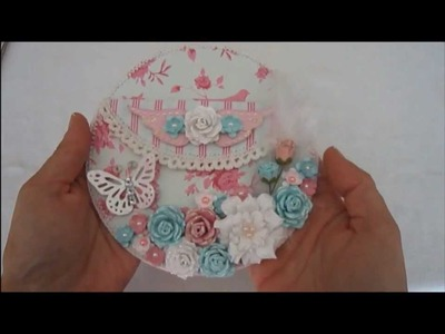 ♥Shabby Chic Card♥