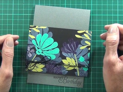 Silhouette Stamping & Embossing - Topical Tuesdays at AnnaBelle Stamps!