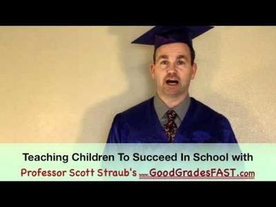 Teaching Children How To Succeed In School