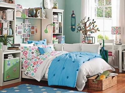Teen Bedroom Ideas.Designs For Girls