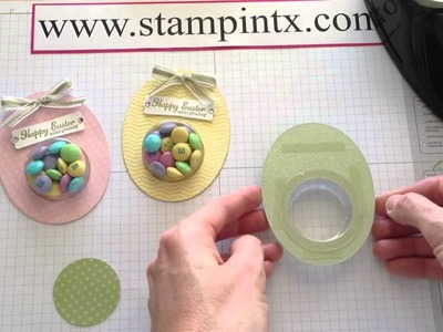 Adorable Easter Egg Treat Holders - great Easter gift