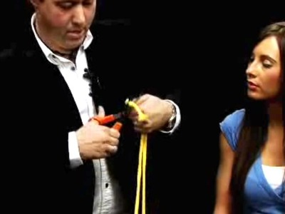 Amazing Easy To Learn Rope Magic Training DVD video demonstration