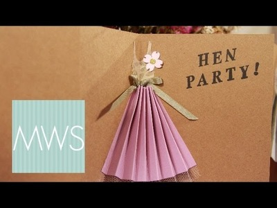 Hen Party Invitations: Here Come The Girls S01E1.8