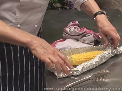 How To Cook BBQ Corn On The Cob