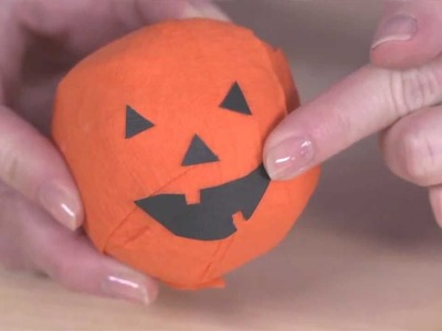 How to Create Surprise Balls for a Halloween Party | Pottery Barn Kids