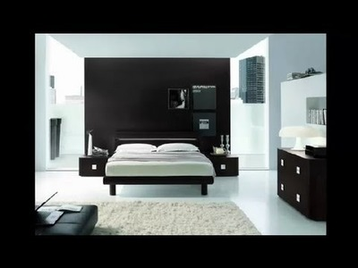 How to Decorate a Black & White Bedroom Cheaply : Home Decor Tips