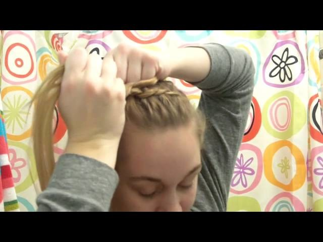 How To Do A Headband Braid