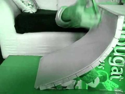 How to make a Fingerboard Ramp