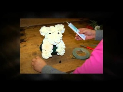 How to Make a Flower Puppy