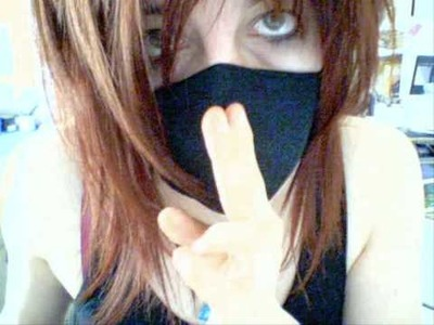How To Make A Kakashi Mask