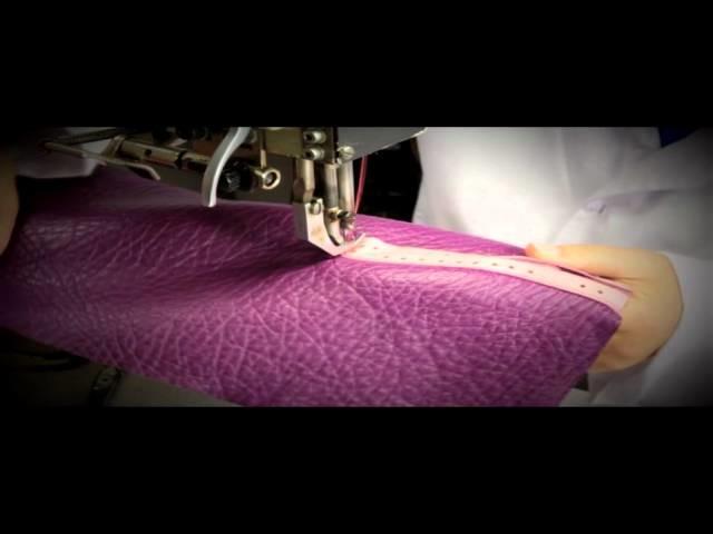 How to make a leather Bag? Barada Duende