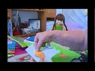 How to Make American Girl Doll Sandals