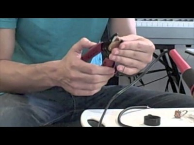 How to Make an acoustic guitar pick up for under 7 dollars