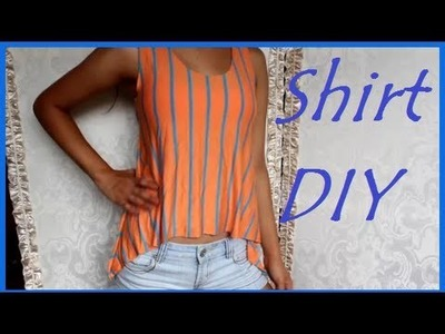 How to make Bell Shaped Shirt. Blouse DamaV425