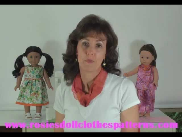 How to Make Doll Clothes and Save Money Secret 7 Upcycling
