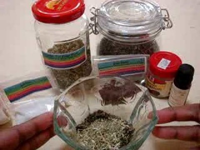 How to Make Herbal Incense For Money Spells