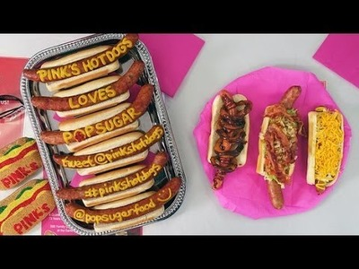 How to Make Pink's Hot Dogs | Get the Dish