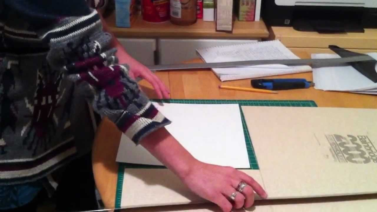 How to Prep Illustration Board