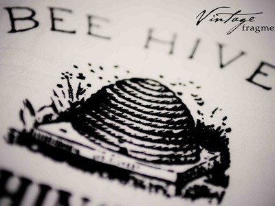How to Screen Print with Vinyl and a Silhouette