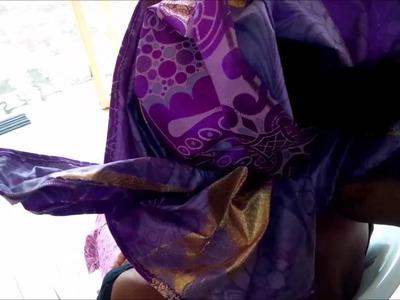 How to tie Gele (Nigerian Headgear)