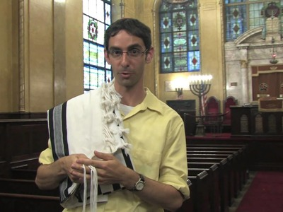 How to Wear Tallit