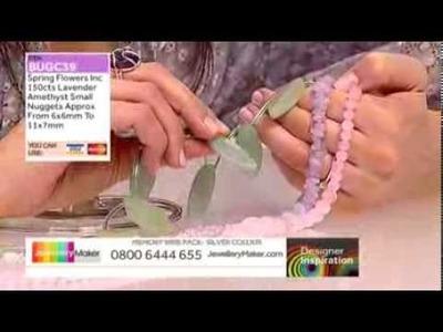 [How to Wirework] - JewelleryMaker DI 16.4.14