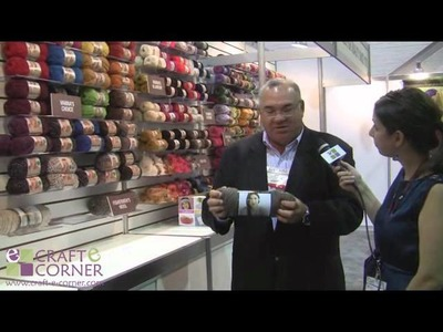 Lion Brand Yarn Product Review