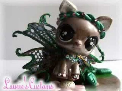 Littlest Pet Shop Customs by Laurie