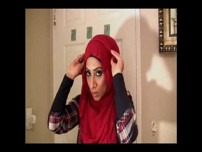 My everyday hijab tutorial #5
