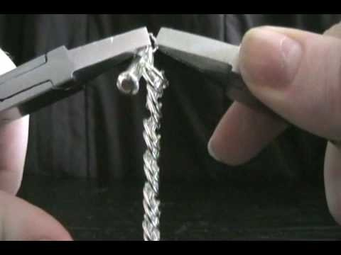 Ripple Bracelet Tutorial (chainmaille)