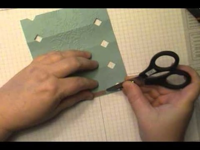 Stampin'  Up! Candy Wrapper Die: Christmas & Halloween
