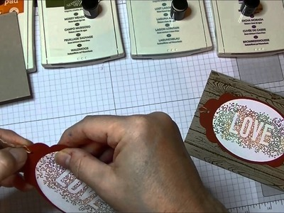 Stampin' Up! World Card Making Day:  Autumn Love