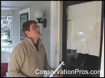 The Best Way to Weatherstrip a Door