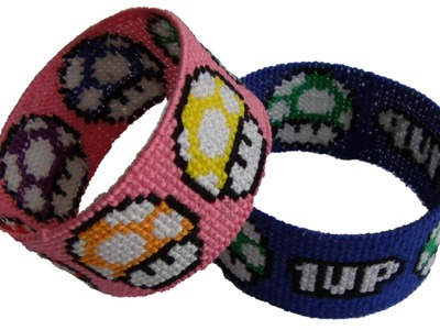 Turorial: Cross Stitch Bracelet