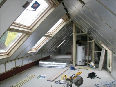 Velux Loft Conversion from Start to Finish