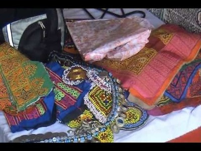 Afghanistan Art and Craft  Exhibition at Surajkund 2010